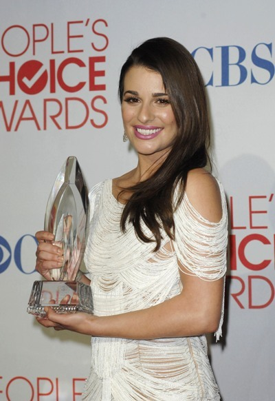 Lea Michele is Choice