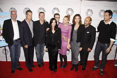 Cougar Town' hits the red carpet