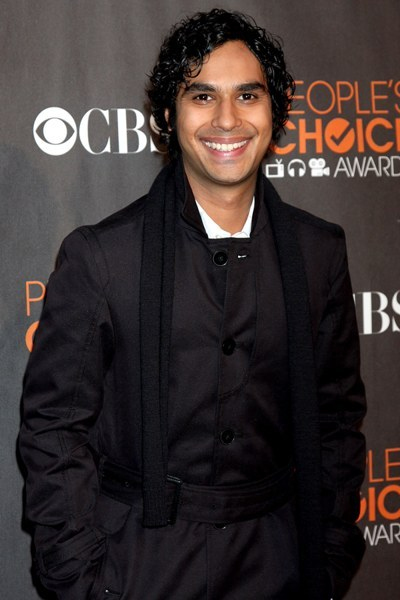 Kunal Nayyar is the People's Choice