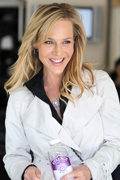 Julie Benz out and about