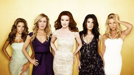 The one and only 'Desperate Housewives'