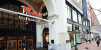 San Francisco shopping spot: Westfield San Fransisco Centre