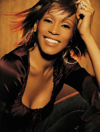 Whitney Houston in a 2002 PR photo