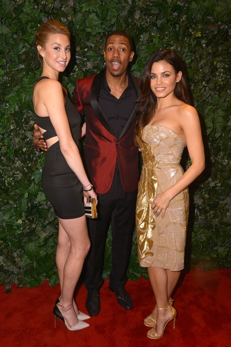 Whitney Port, Nick Cannon & Jenna Dewan-Tatum
