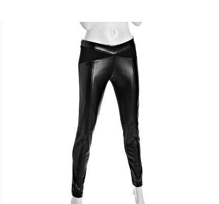 Leathe Pants