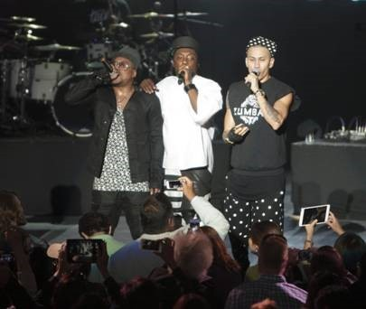 Apl.de.ap, Will.i.am & Taboo