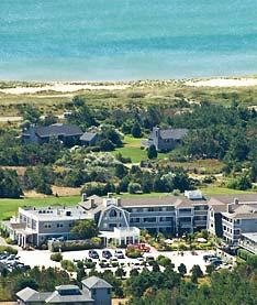 Winnetu Oceanside Resort - Martha's Vineyard, MA - Overview