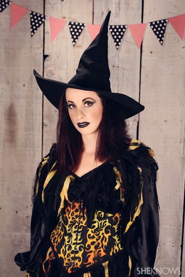 Halloween costume ideas: Witch