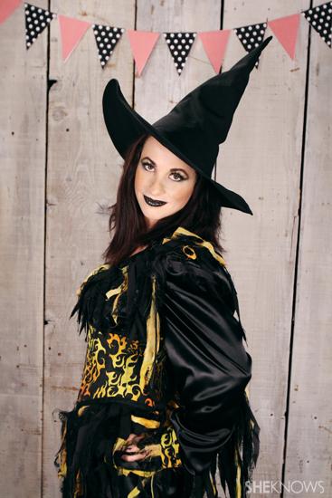 Halloween costume ideas: Witch