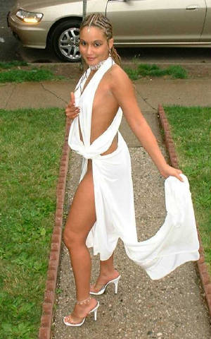 Toga party, prom; same thing.