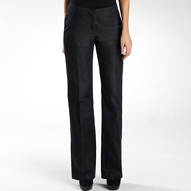 Worthington Classic Cut Curvy Fit Denim pants