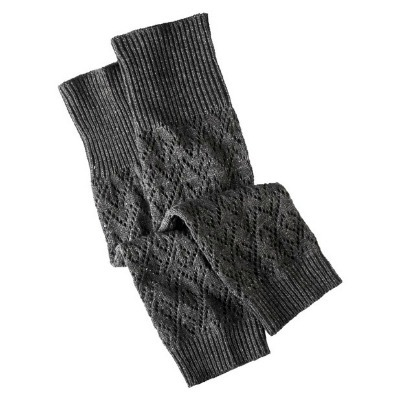 Sheer decorative legwarmers