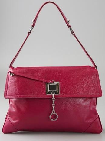 Zac Posen Carine Lock Bag