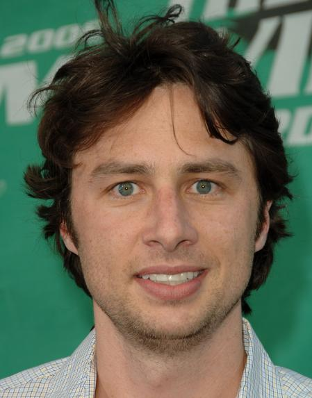Zach Braff MTV Movie Awards