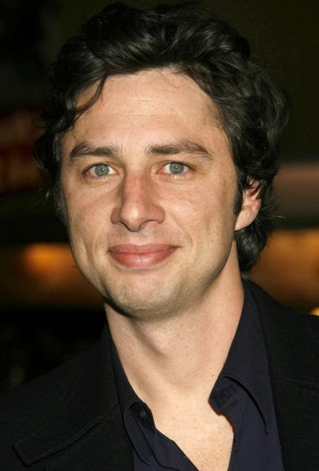 Zach Braff face asymmetry