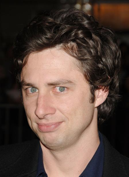 Zach Braff scrubs goodbye