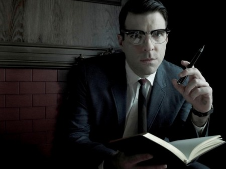 Dr. Oliver Thredson (Zachary Quinto), American Horror Story: Asylum