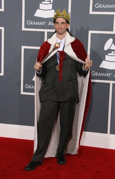 King of the Grammys