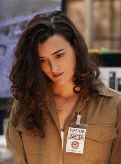 Cote de Pablo as Ziva David in NCIS