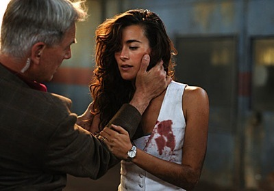 Cote de Pablo as Ziva David in NCIS