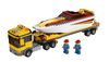 LEGO CITY: Power Boat Transporter
