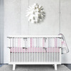 Olli &amp; Lime Logan Crib Bedding