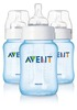 Philips AVENT BPA-Free Bottle Pink and Blue