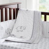 Pottery Barn Kids Taylor Gray Elephant Bedding