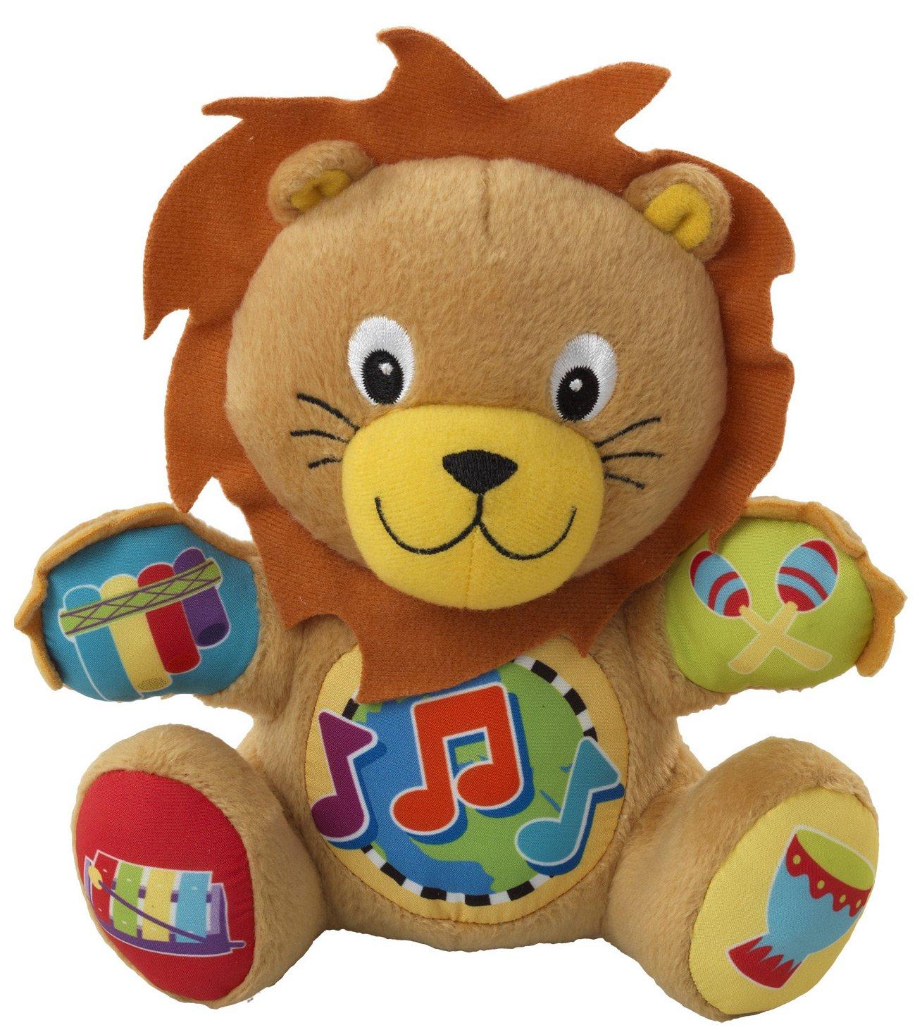 Baby Einstein Lion Press Amp Play Pal Gift Ideas