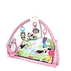Fisher Price Disney Baby Minnie S Twinkling Tea Party Play