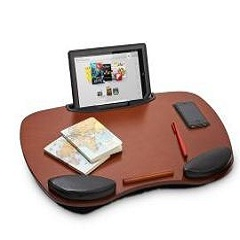 Smart Media Wooden Lap Desk 22x15 Gift Ideas