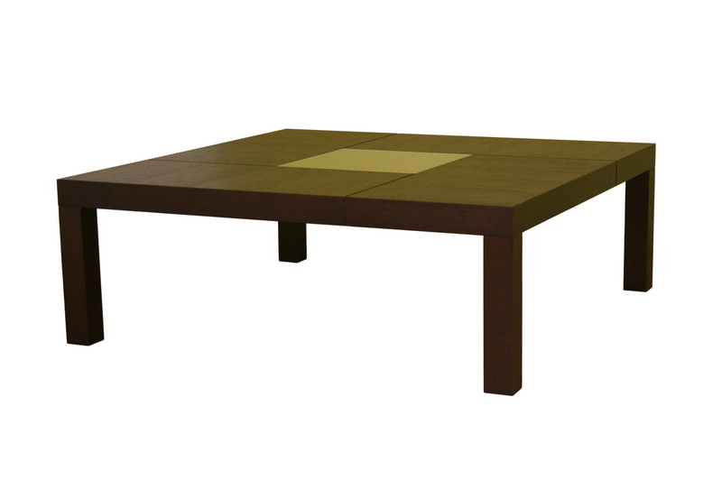 Baxton Studio Vicq Brown Coffee Table Gift Ideas