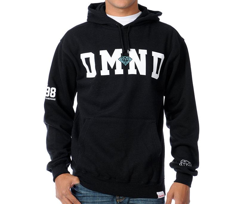 pullover hoodies diamond supply co billionaire boys club hoodie