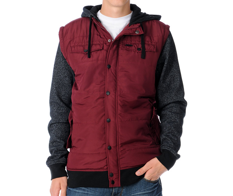 Hoodie Vest Images - Reverse Search
