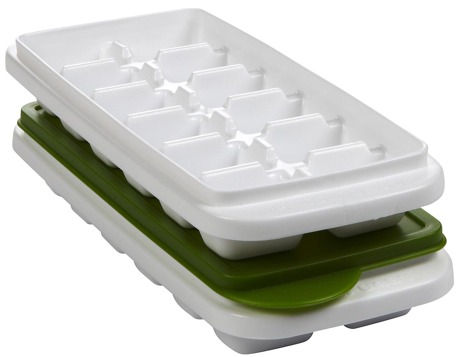 Fresh baby trays