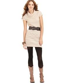 Glimmer By Jj Basics Sweater Dress 71