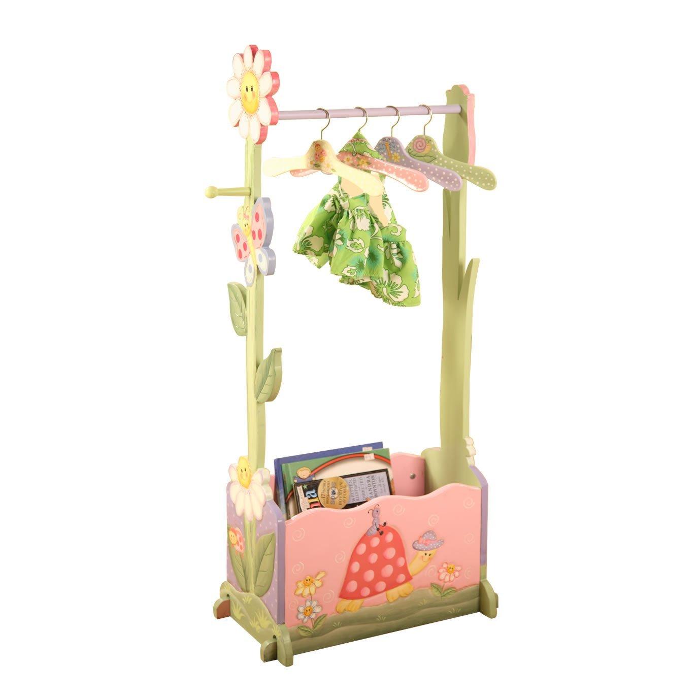 teamson kids valet rack gift ideas. Black Bedroom Furniture Sets. Home Design Ideas