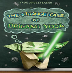 Tom angleberger s the strange case of