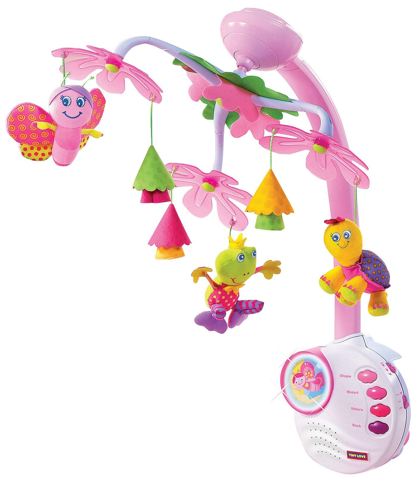 Tiny princess mobile gift ideas for Princess crib mobile