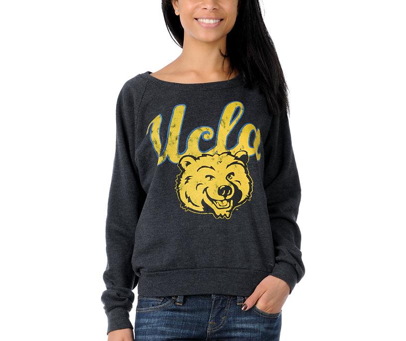 Ucla Bruins Girls College Football Sweatshirt Gift Ideas