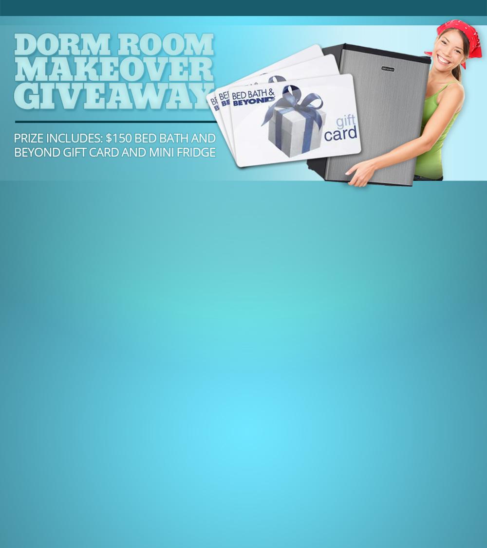 Dorm giveaway amazon