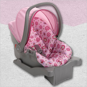 cosco comfy carry infant car seat month long baby shower. Black Bedroom Furniture Sets. Home Design Ideas