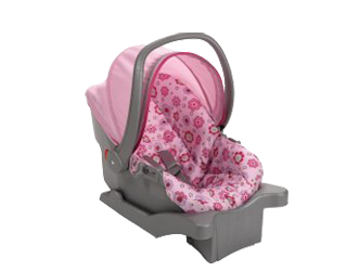 Cosco Comfy Carry Infant Car Seat Month Long Baby Shower
