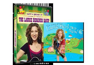 Win A Laurie Berkner Band Cd Amp Dvd