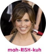 Celebrity names: How do you pronounce that?!