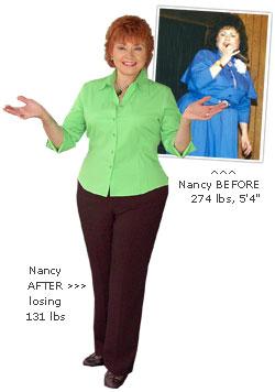 Low carb success story: Cookbook author Nancy Moshier