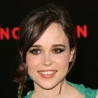 Ellen Page?s classic, updo hairstyle