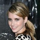 Emma Roberts rocks a sexy ponytail