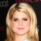 Kelly Osbournes long layered hairstyle