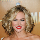 Laura Bell Bundy's faux bob